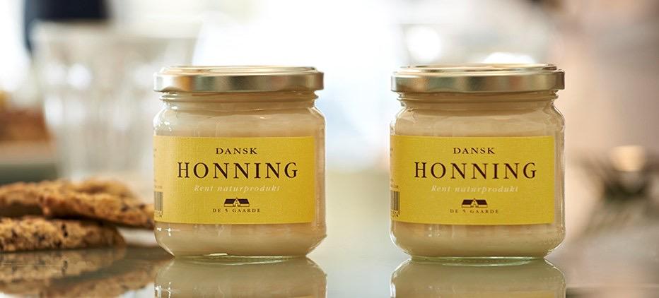 honning detail milj  lille