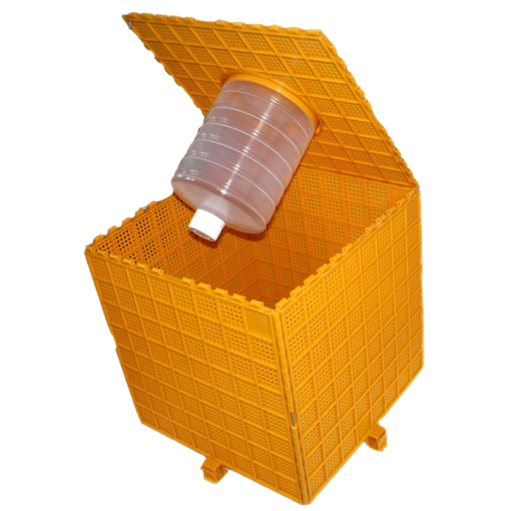 Kunstsværm bier